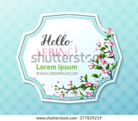 hello spring template spring