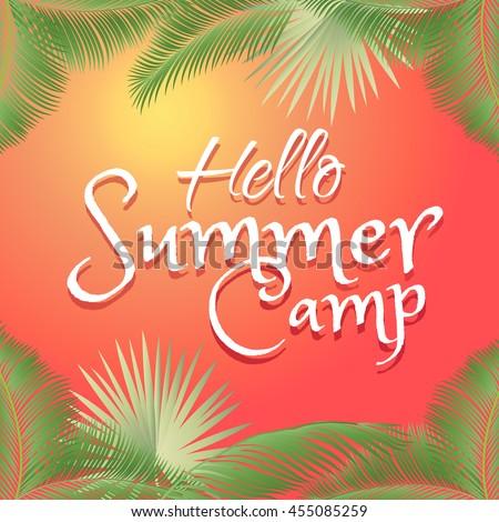 hello summer camp in brazil