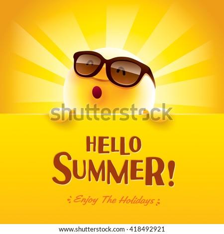 Hello Summer! Enjoy the holidays.