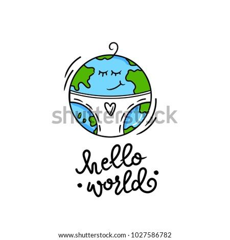 hello world vector composition