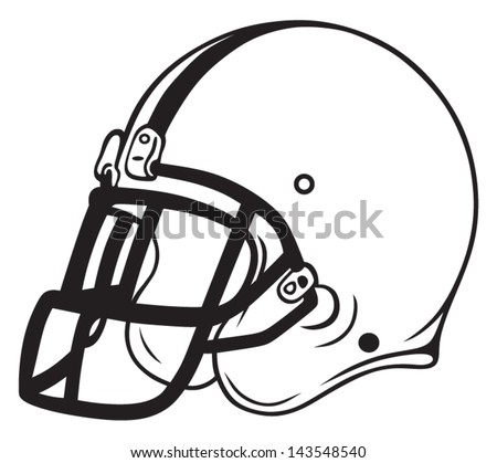 football helmet download free vector art stock graphics images rh vecteezy com