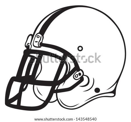 football helmet download free vector art stock graphics images rh vecteezy com