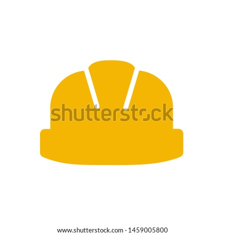 Helmet icon, vector illustration. Flat design style. vector helmet icon illustration isolated on white, helmet icon Eps10. helmet icons graphic design vector symbols.