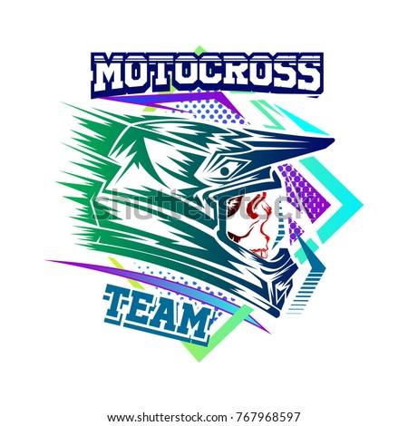 helmet motocross  motocross