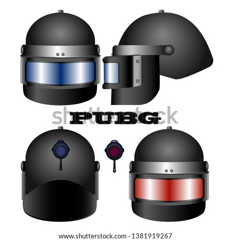 helmets for playing in three