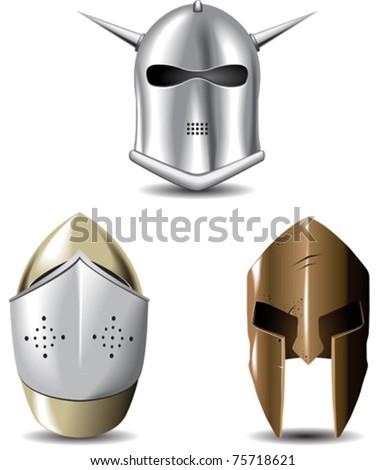 helmets vector icon