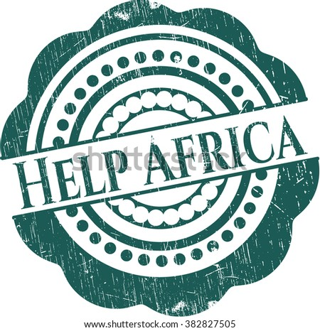 Help Africa rubber seal