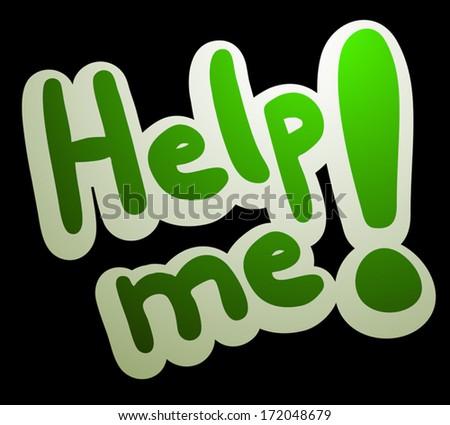 help me message