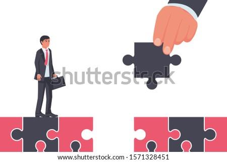 help to overcome a businessman