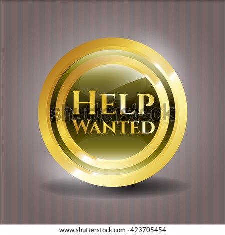 Help Wanted gold badge