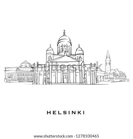 helsinki finland famous