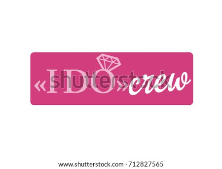hen party bachelorette vector