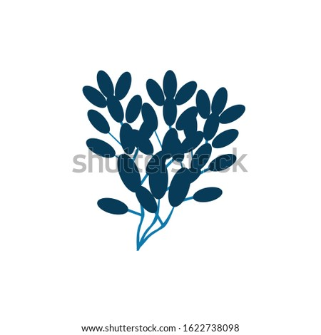 Herbs simple herbs 1 Illustration Cilp Art vector