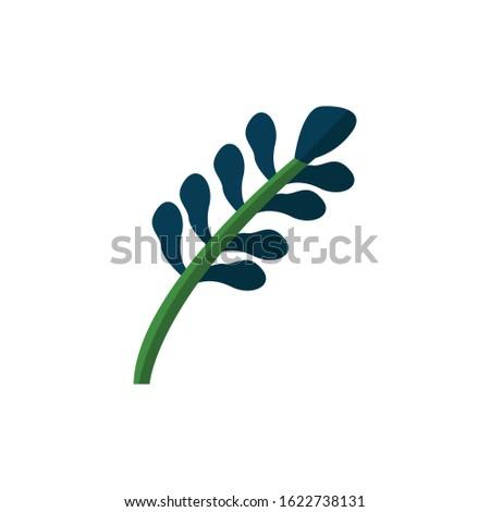 Herbs simple herbs 6 Illustration Cilp Art vector