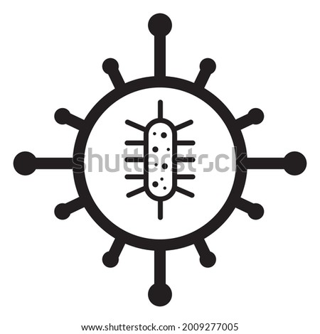 here is a bacterial vector