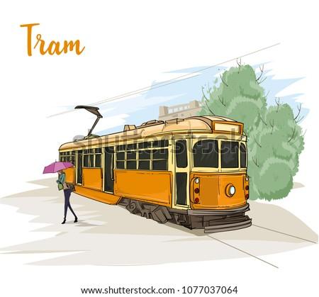 heritage tram tour