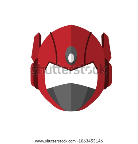 hero mask design