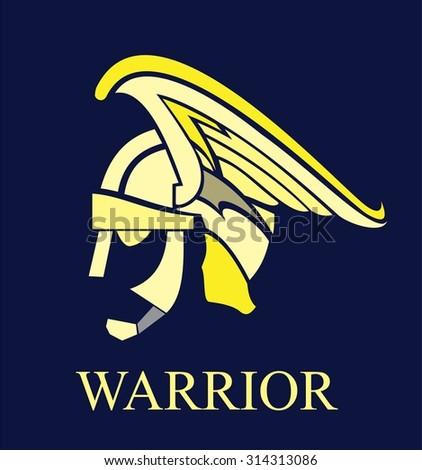 hero warrior helmet warrior