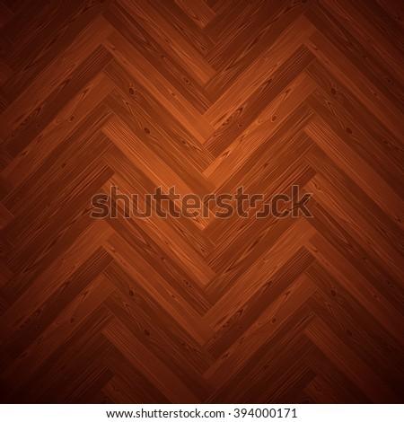 herringbone parquet dark floor