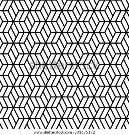 Vector Images Illustrations And Cliparts Hexagonal Grid Pattern
