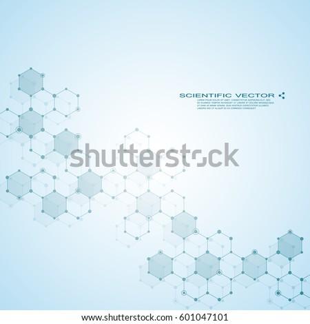 hexagonal molecule dna
