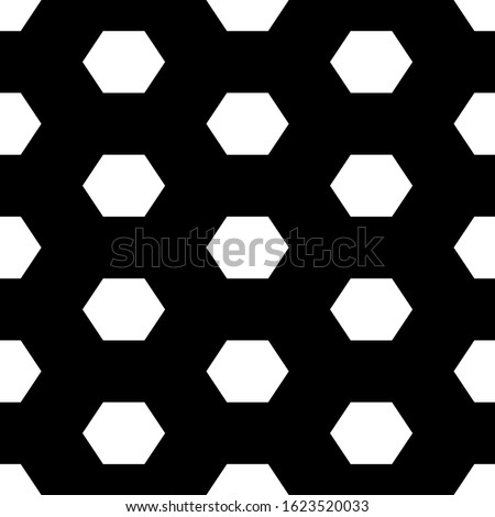 Hexagons pattern. Polygons background. Hexagon figures backdrop. Hehagonal shapes image. Honeycomb wallpaper. Grid motif. Digital paper, web design. Seamless surface. Vector