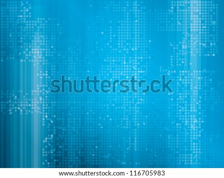 Hi tech abstract geometric background