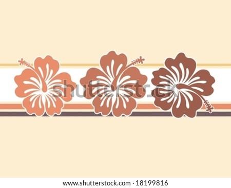 tropical flower tattoo. girlfriend Aloha Tropical Flower Tattoo tropical flower tattoo. to edit,