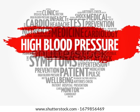 high blood pressure  hbp  heart