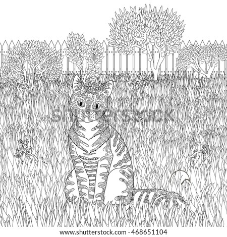 Download pussy tattoos wallpaper 1200x800 wallpoper 399754 for Pussy coloring pages