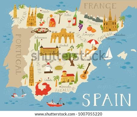 Free Spain Vectors - Download Free Vector Art, Stock Graphics & Images