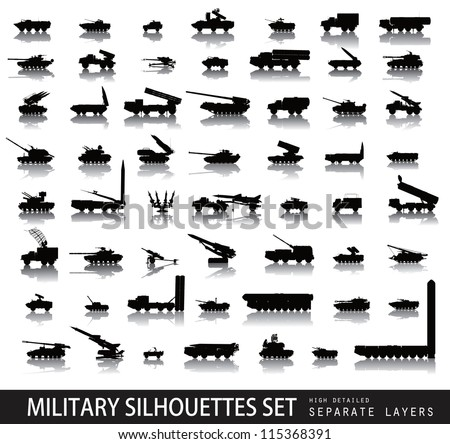 high detailed military