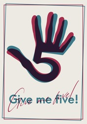 High Five Symbol
