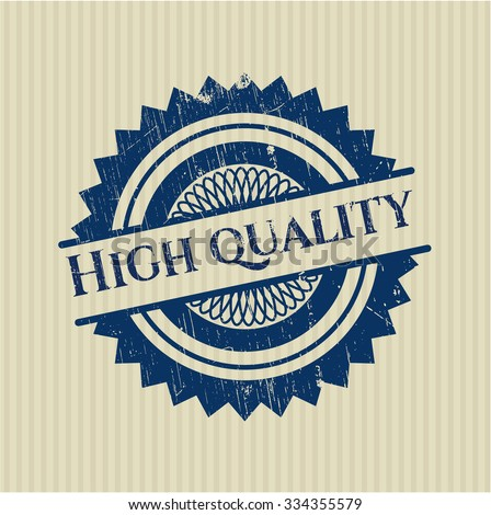High Quality grunge seal