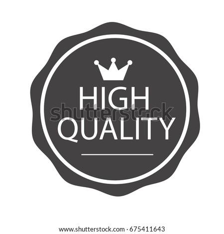 high quality icon