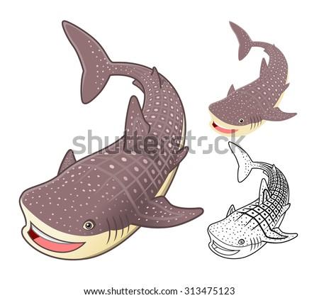 high quality whale shark
