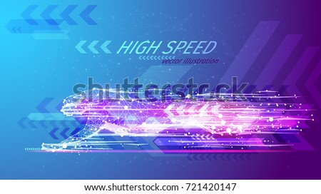 high speed concept cheetah in