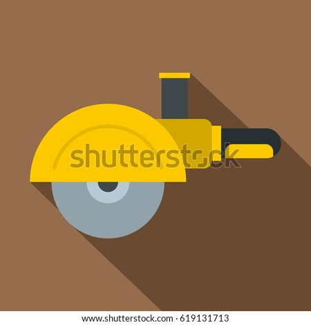 high speed cut off machine icon
