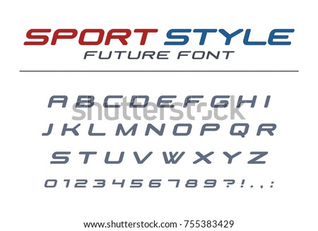 high speed universal font fast
