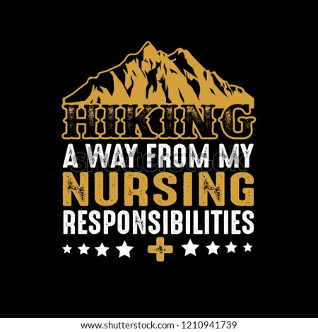 hiking quote and saying  best