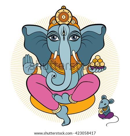 hindu god ganesha ganapati