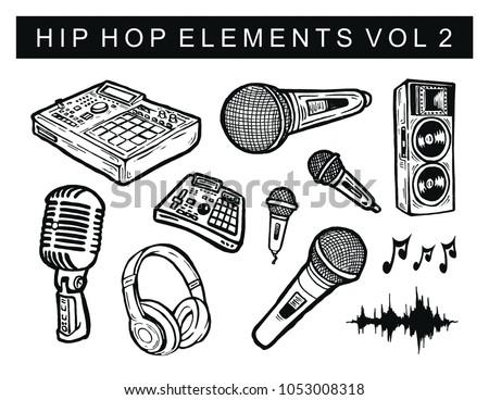 hip hop elements vol 2