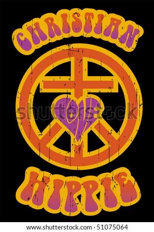 hippie. 1970