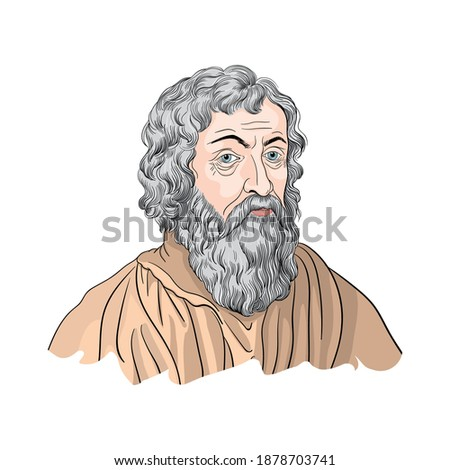 Hippocrates, ancient Greek physician who lived during Greece's Classical period and is traditionally regarded as the father of medicine