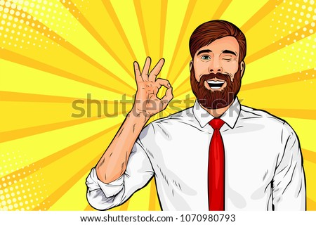 hipster beard male businessman