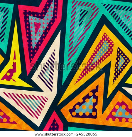 stock-vector-hipster-geometric-seamless-pattern