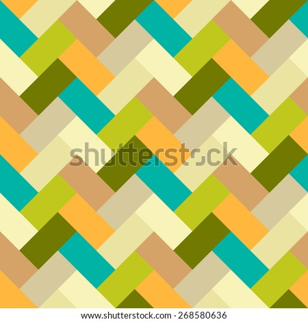 hipster ornamental colorful