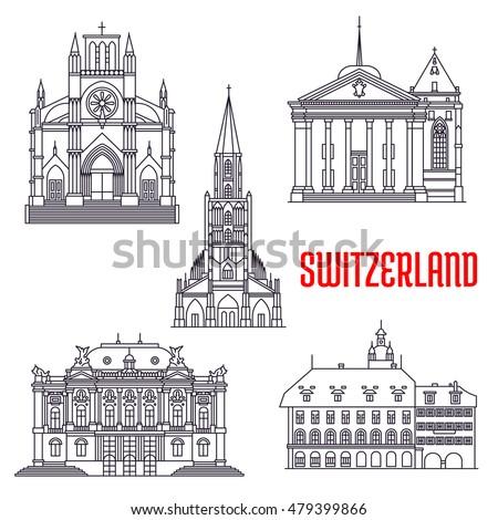 historic architecture buildings
