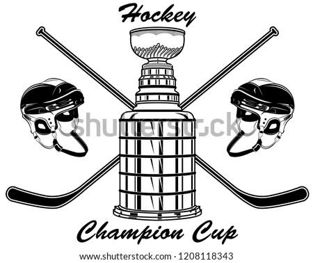 Hockey Champion Cup