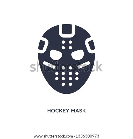 Hockey Goalie Mask Random Royalty Free Vectors Imageric Com